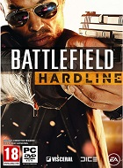 Battlefield Hardline PC Cover Caratula