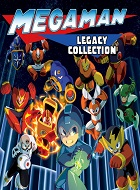 MegaMan Legacy Collection PC Cover Caratula