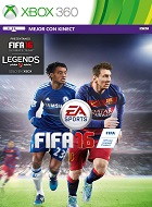 FIFA 16 ESPAÑOL XBOX 360 (Regiones NTSC-U/PAL/FREE)