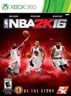 NBA 2K16 ESPAÑOL XBOX 360 (Region FREE) (iMARS)