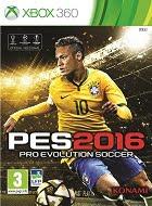 Pro Evolution Soccer 2016 ESPAÑOL XBOX 360 (NTSC-U/PAL)