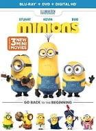 Minions (2015) 1080p BD25 2D y 3D