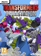 Transformers Devastation ESPAÑOL PC Full (CODEX) + REPACK 2 DVD5 (JPW)