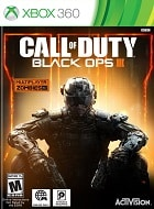 Call Of Duty Black Ops III XBOX 360 Cover Caratula