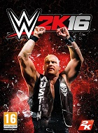 WWE 2K16 PC Cover Caratula