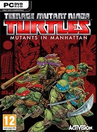 Teenage Mutant Ninja Turtles Mutants in Manhattan PC