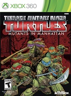 Teenage Mutant Ninja Turtles Mutants In Manhattan XBOX 360 ESPAÑOL (Region FREE) (COMPLEX)