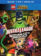 Lego DC Comics Superheroes Justice League Gotham City Breakout