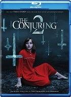 El Conjuro 2 Blu-ray Cover Caratula