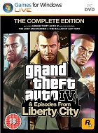 Grand Theft Auto IV Complete Edition ESPAÑOL Descargar Full (PROPHET) + REPACK 5 DVD5 (JPW)