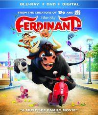 Olé El Viaje De Ferdinand (2017) BD25 + BDRip 1080p LATINO 18