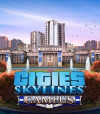 Cities Skylines Campus PC ESPAÑOL (CODEX) 52